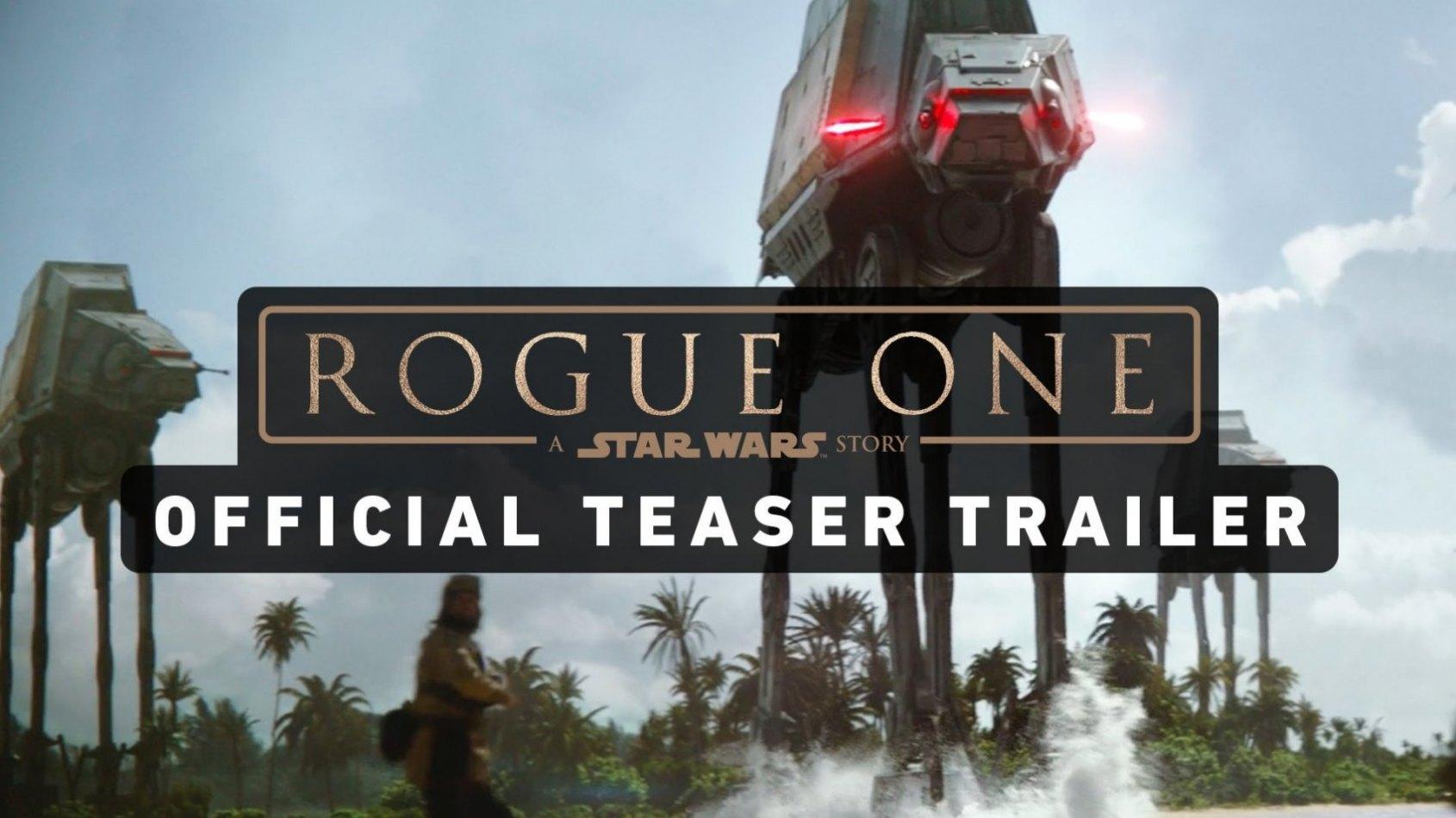 Le trailer tant attendu de Rogue One prévu pour le 11 Août !