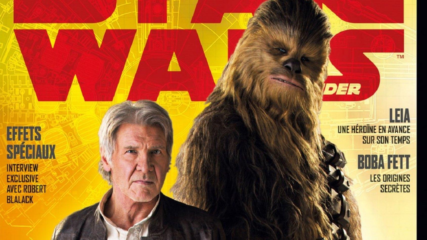Panini : Le Star Wars Insider 8 est sorti