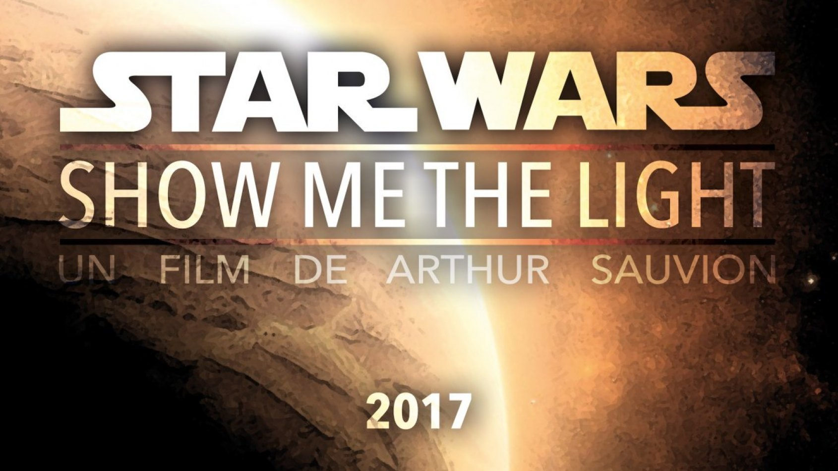 Star Wars - Show Me The Light, un court m�trage avec Plan�te Star Wars