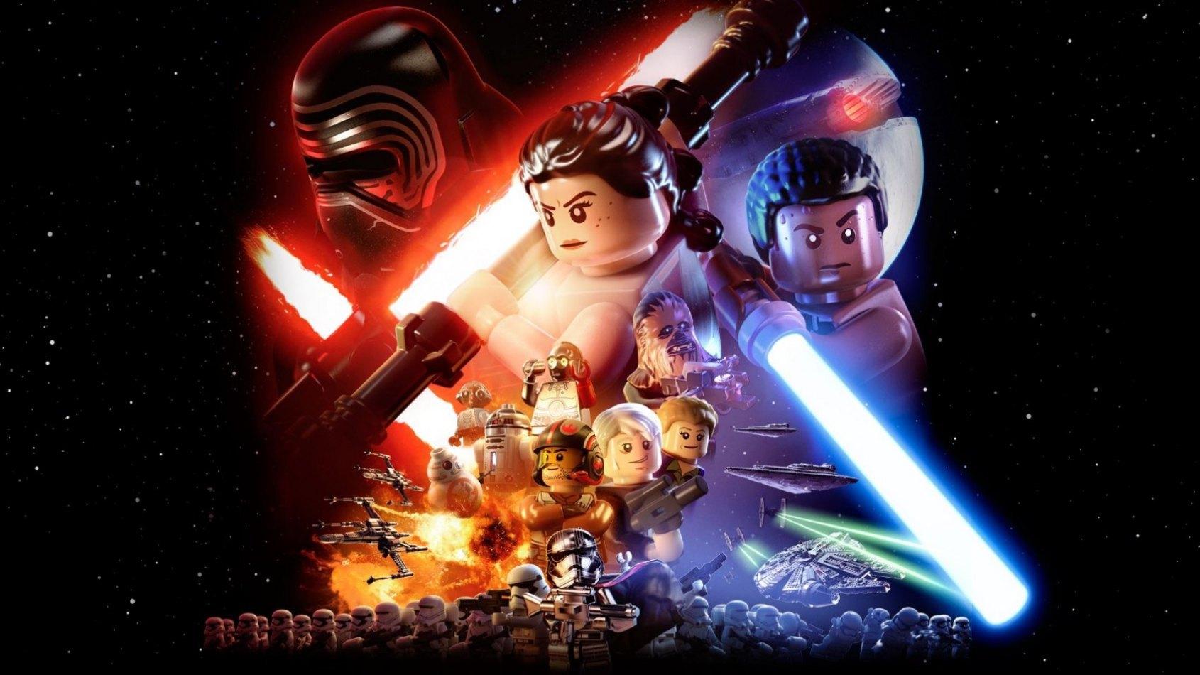 LEGO Star Wars The Force Awakens : Un nouveau DLC r�v�l�
