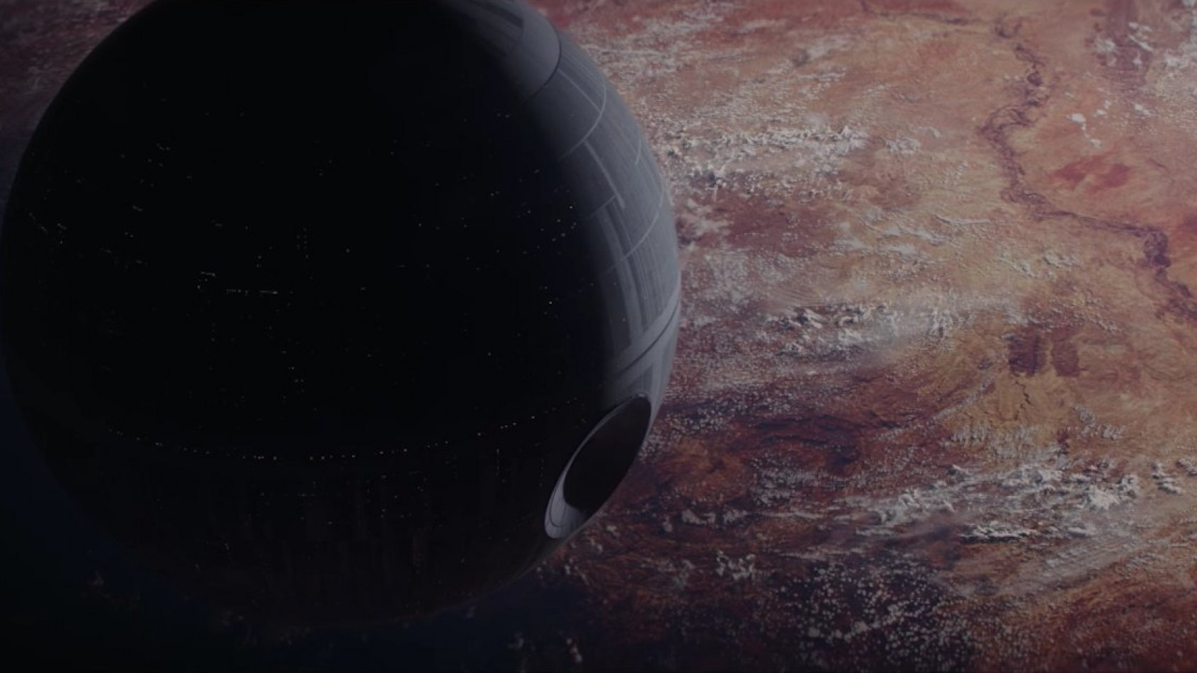 Le Second Trailer de Rogue One est arrivé !