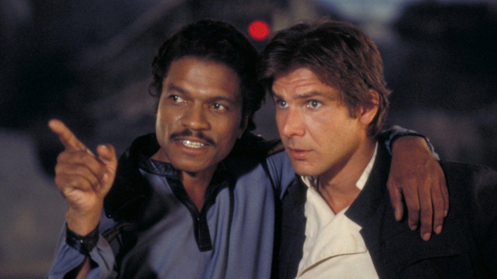 Lando Calrissian serait bien dans le spin off du jeune Han Solo