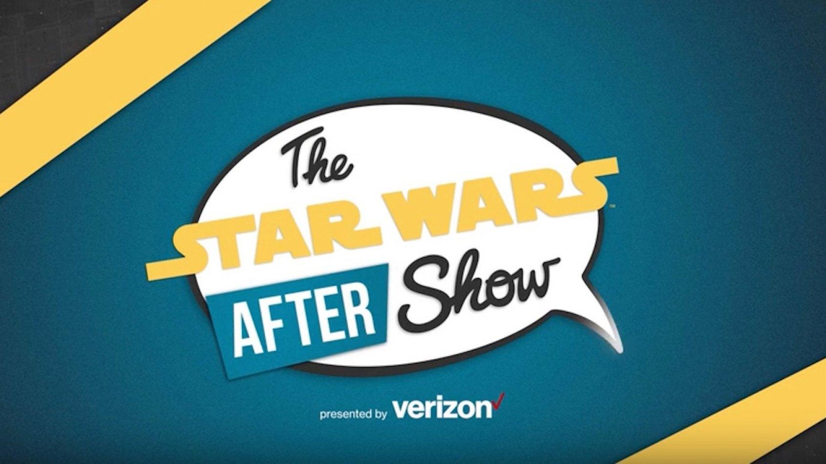 Le Star Wars  Aftershow #2 est en ligne