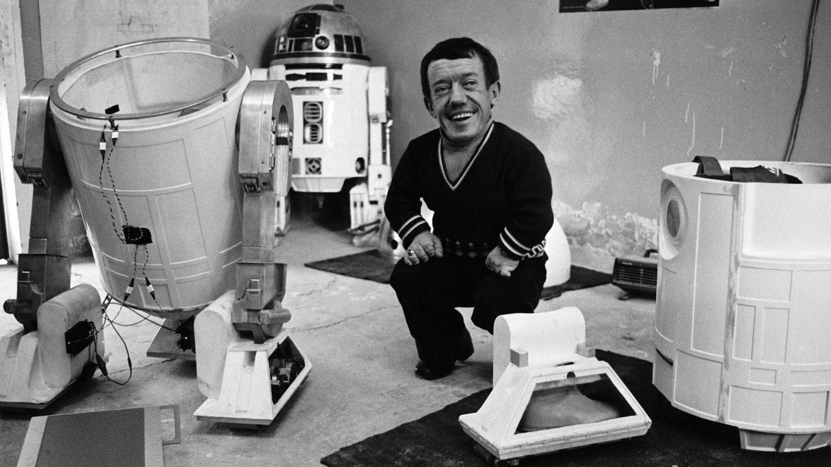 Kenny Baker, aka R2-D2, est mort