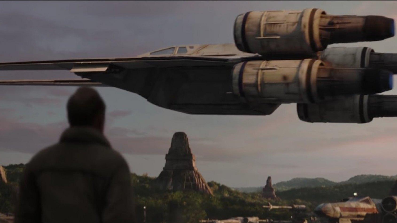 Hasbro d�voile son U-Wing en jouet !