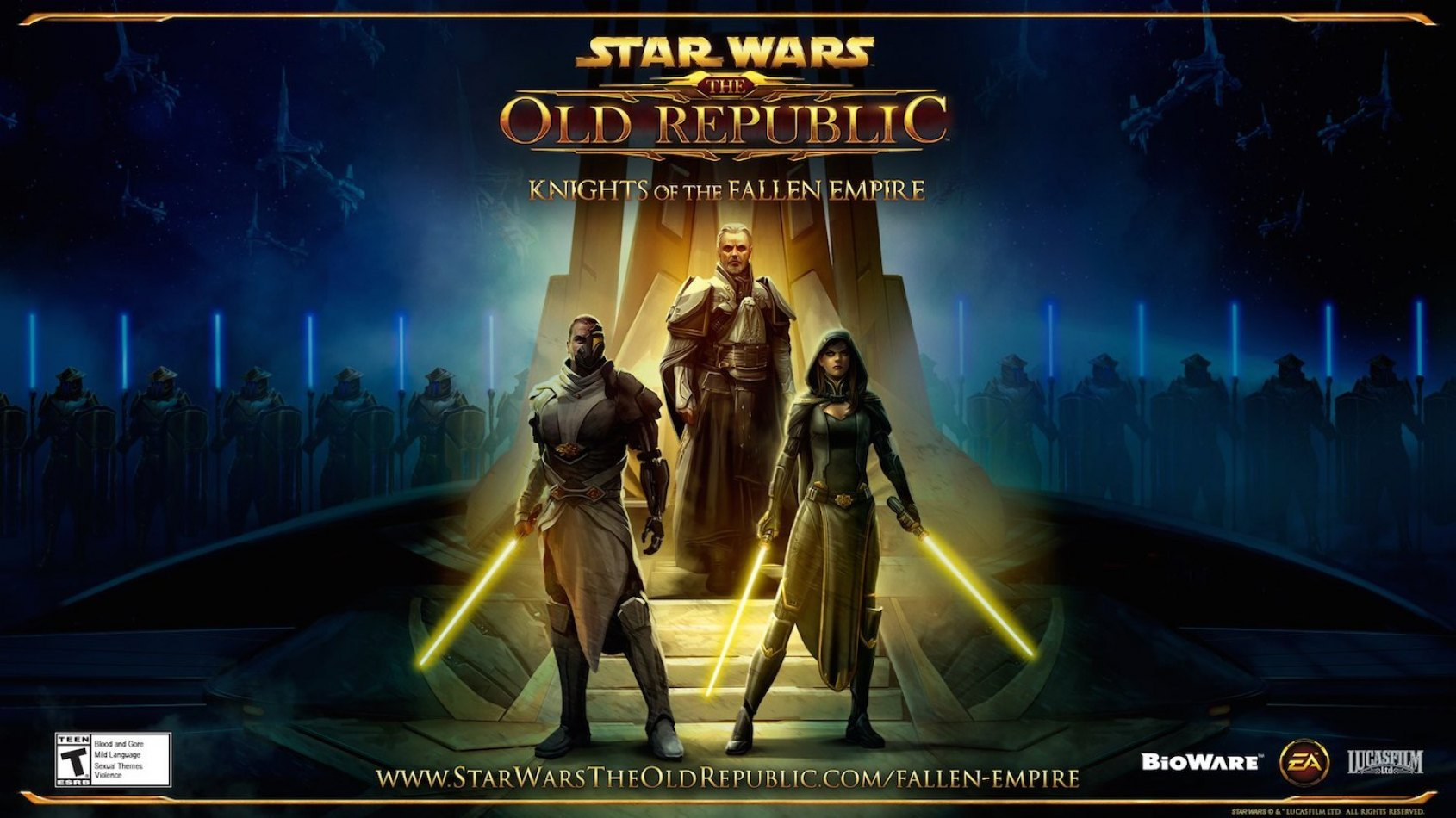 Star Wars The Old Republic: Teaser de Shroud of Memory