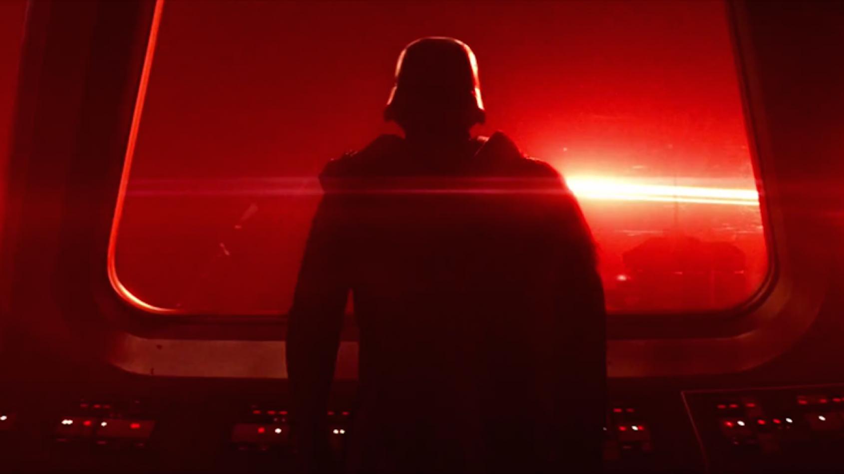 Kylo Ren réagit au trailer de Rogue One !