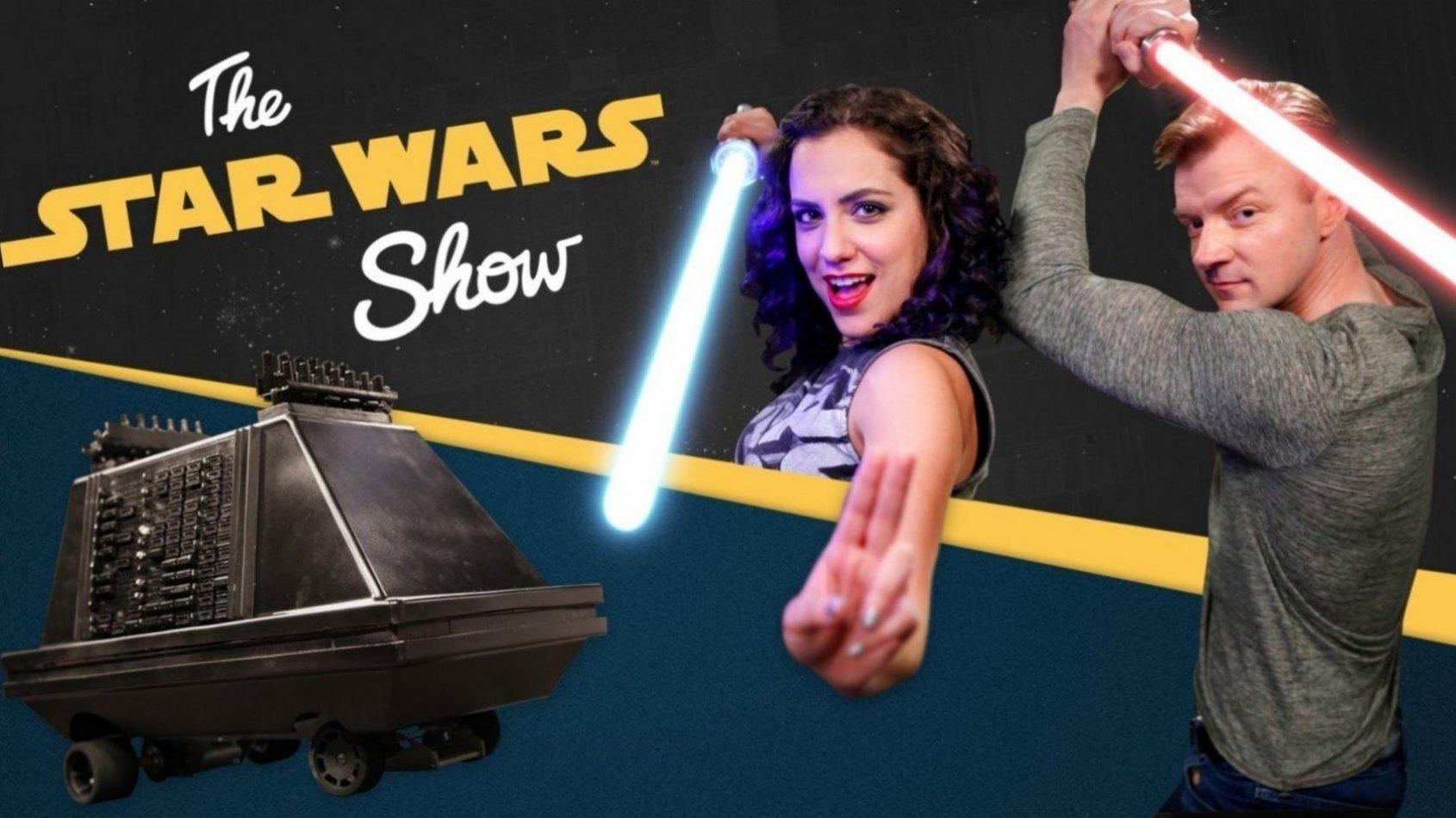 Le Star Wars Show #15 � d�couvrir