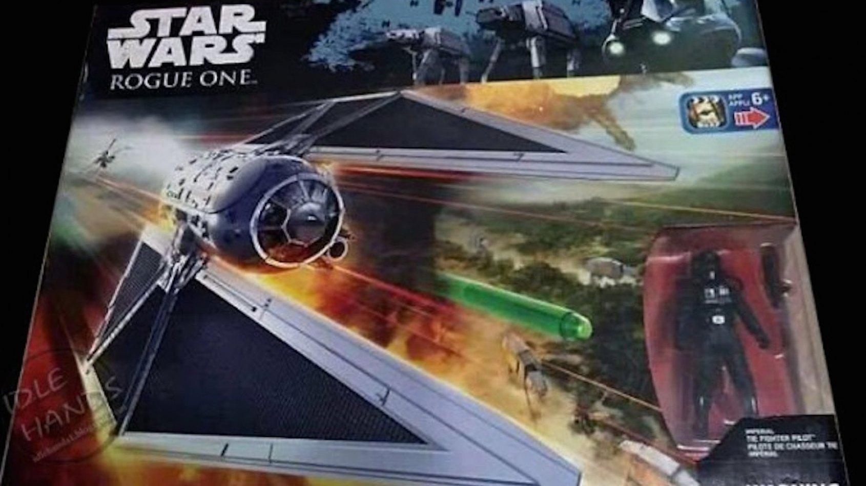 Deux nouveaux vaisseaux Hasbro pour Rogue One