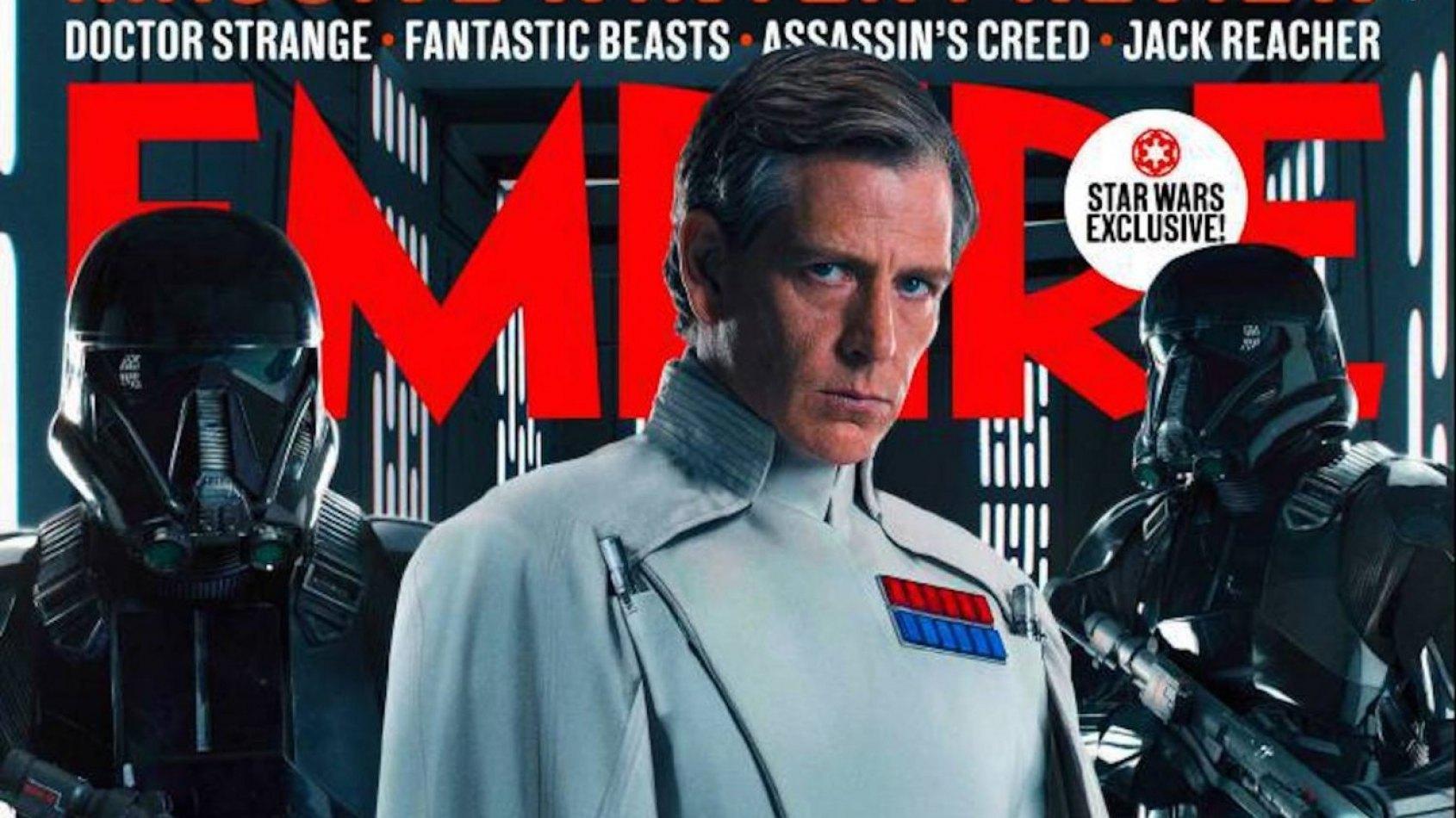 Deux couvertures Rogue One pour le magazine Empire