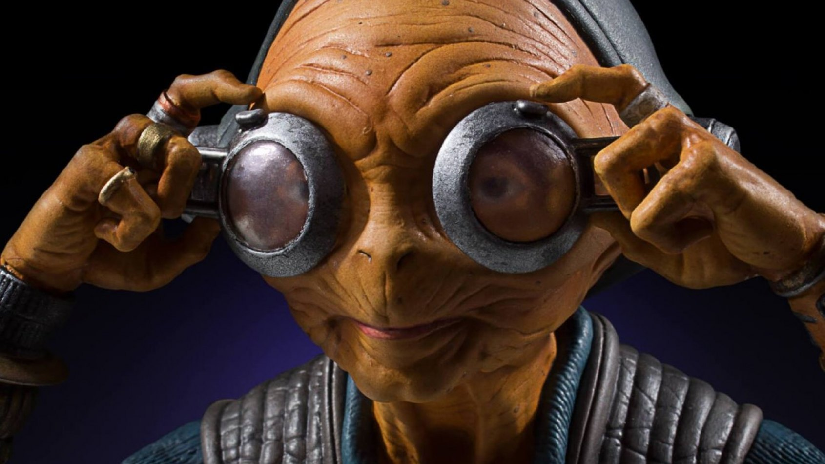 [Gentle Giant] Le mini buste de Maz Kanata