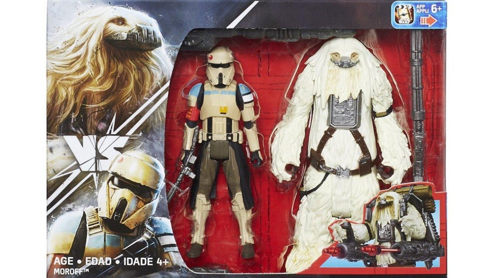 De nouvelles figurines de Rogue One d�voil�es !
