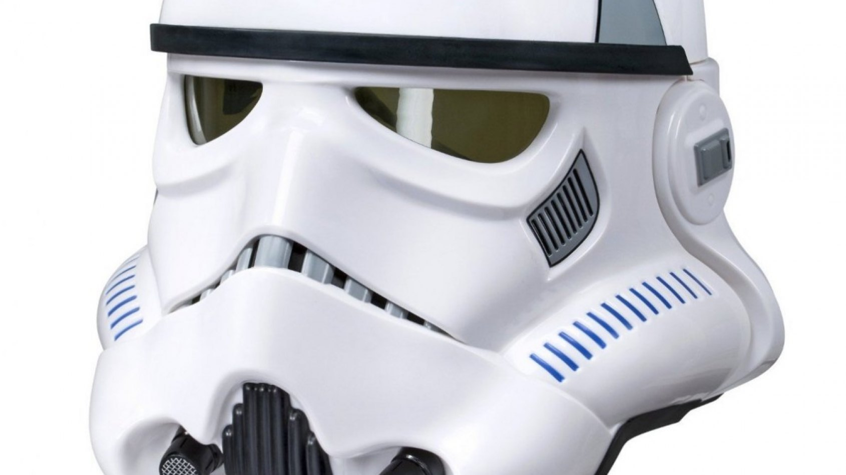 Le casque Black Series du Stormtrooper
