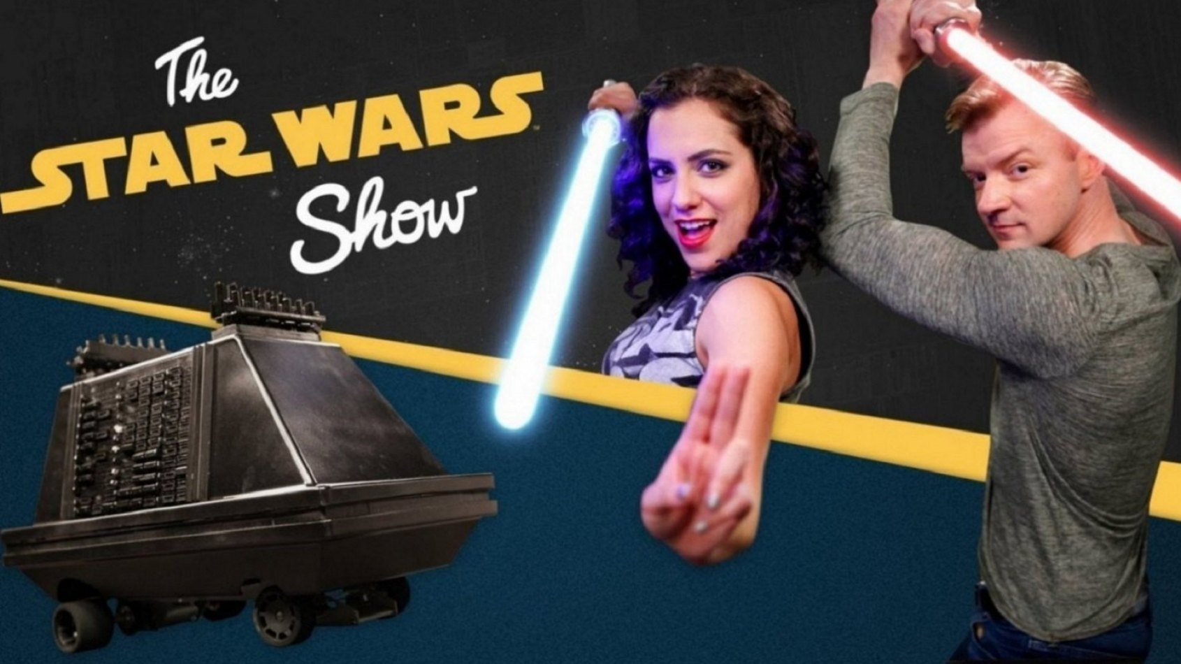 Le Star Wars Show #16: comics, magazine Empire et Disneyland Shangai