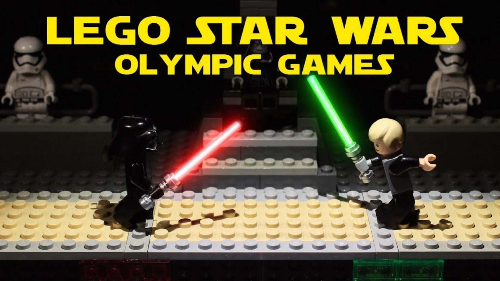 Lego Star Wars: les Jeux Olympiques