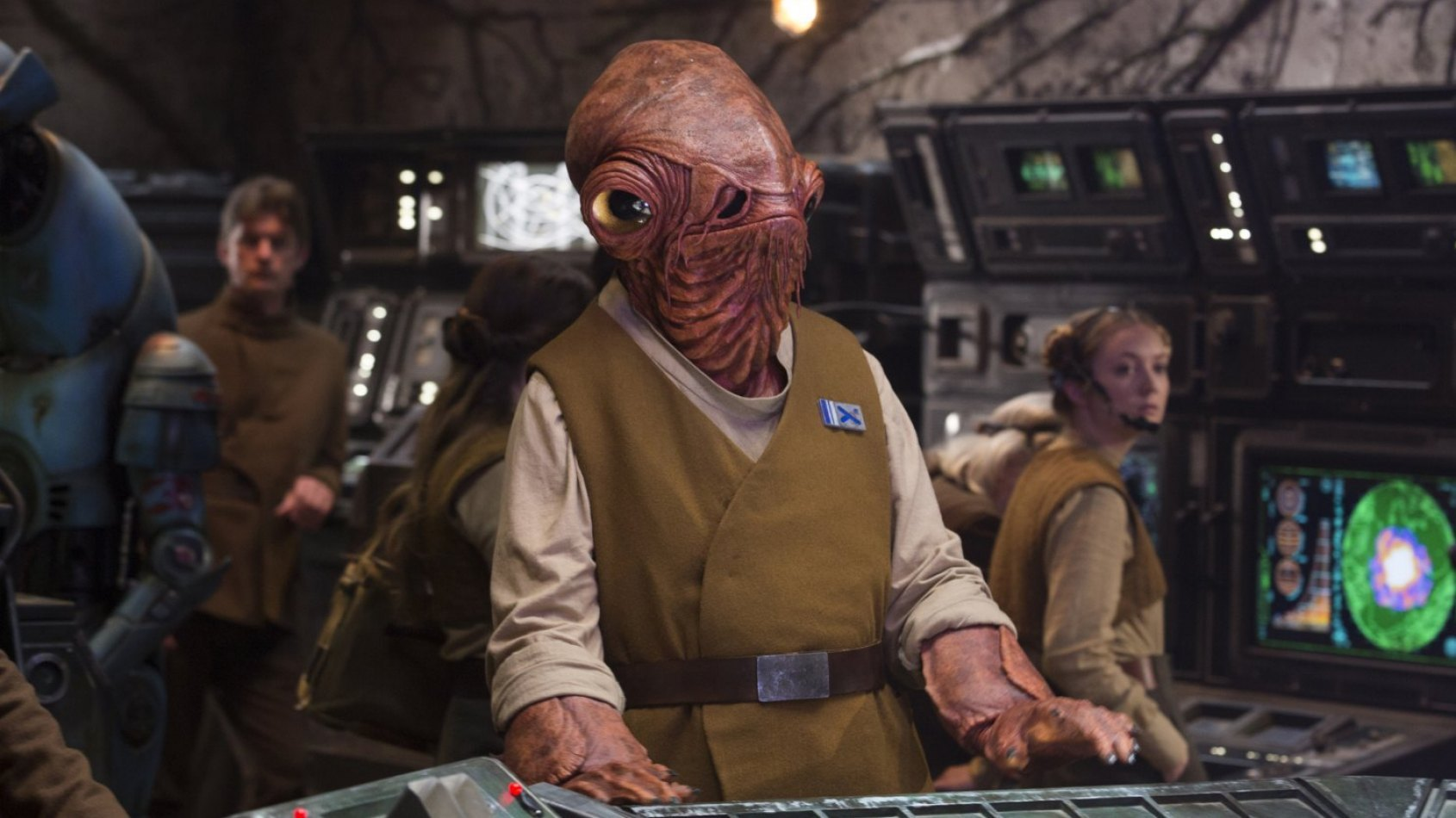 Une sortie Plan�te Star Wars � la rencontre de l'Amiral Ackbar !