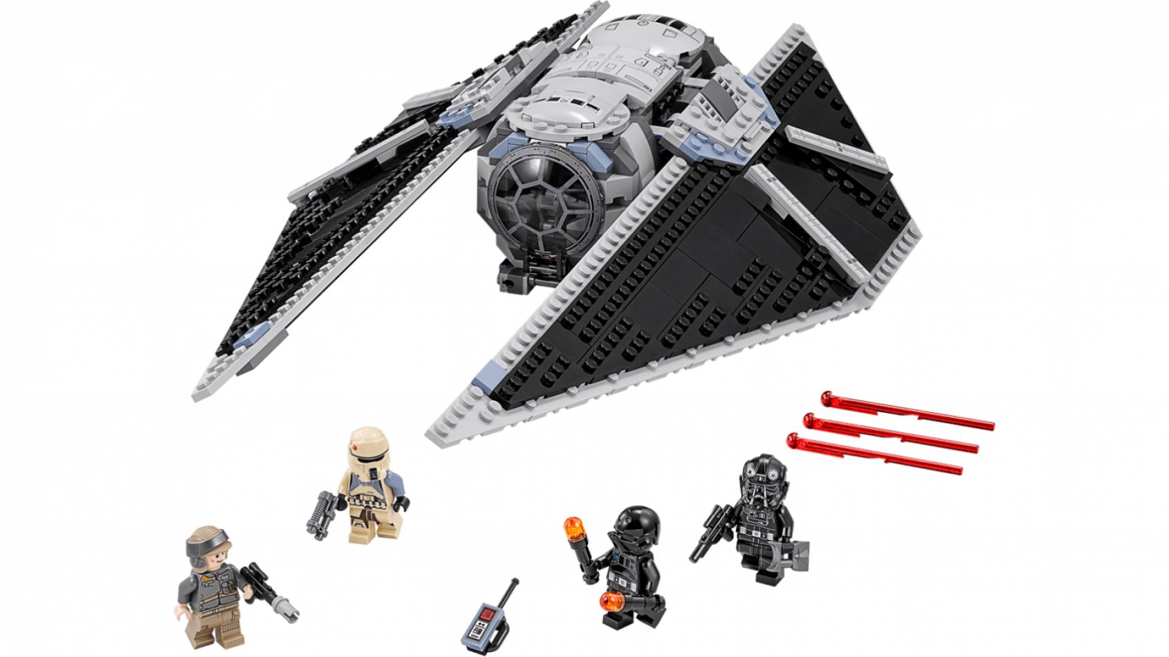 Lego a dévoilé tous ses sets Rogue One !