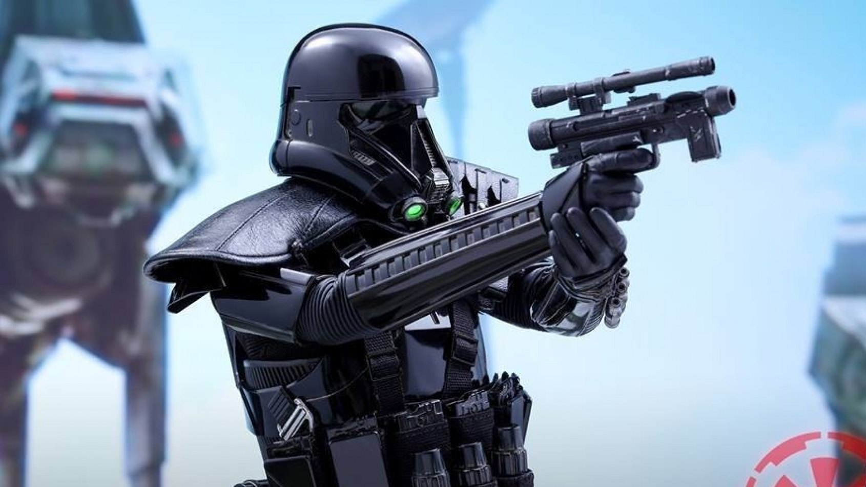 Hot Toys dévoile son Deathtrooper !