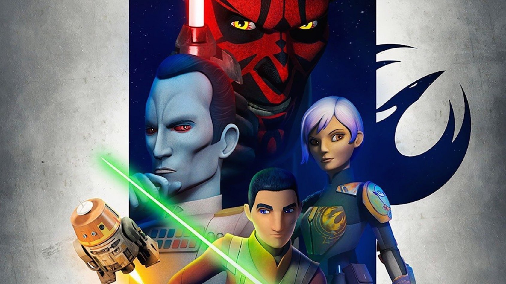 Description des personnages de Rebels saison 3