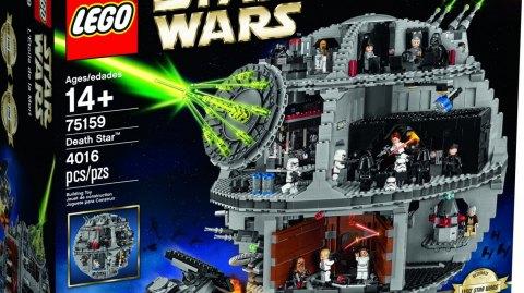 Une nouvelle Etoile Noire Lego