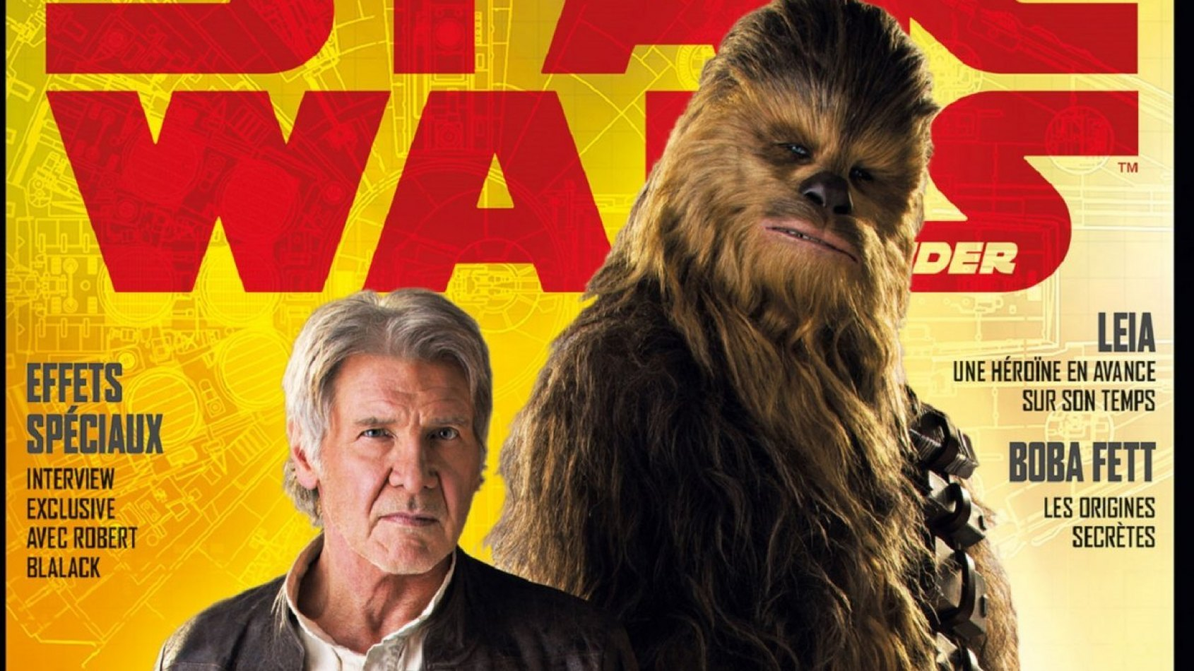 Review : Star Wars Insider 8 chez Panini