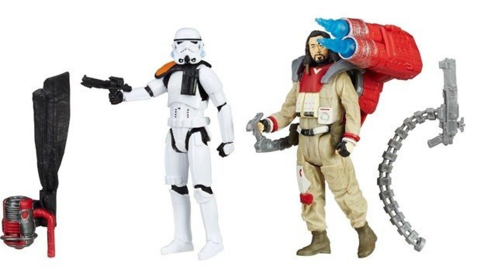 Encore de nouvelles figurines pour Rogue One