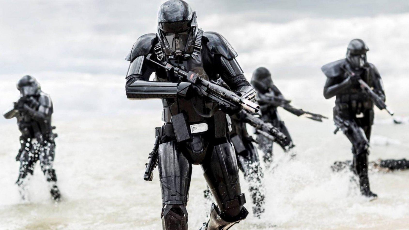 Gareth Edwards d�voile les origines des Deathtroopers