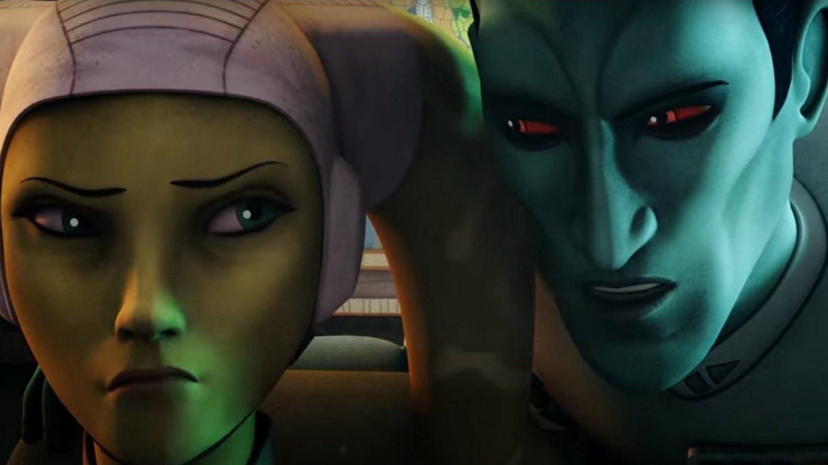 Un nouveau trailer pour la saison 3 de Rebels !
