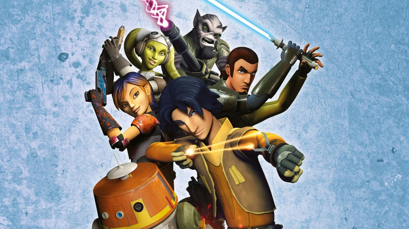 Delcourt : Sortie de Star Wars Rebels 4