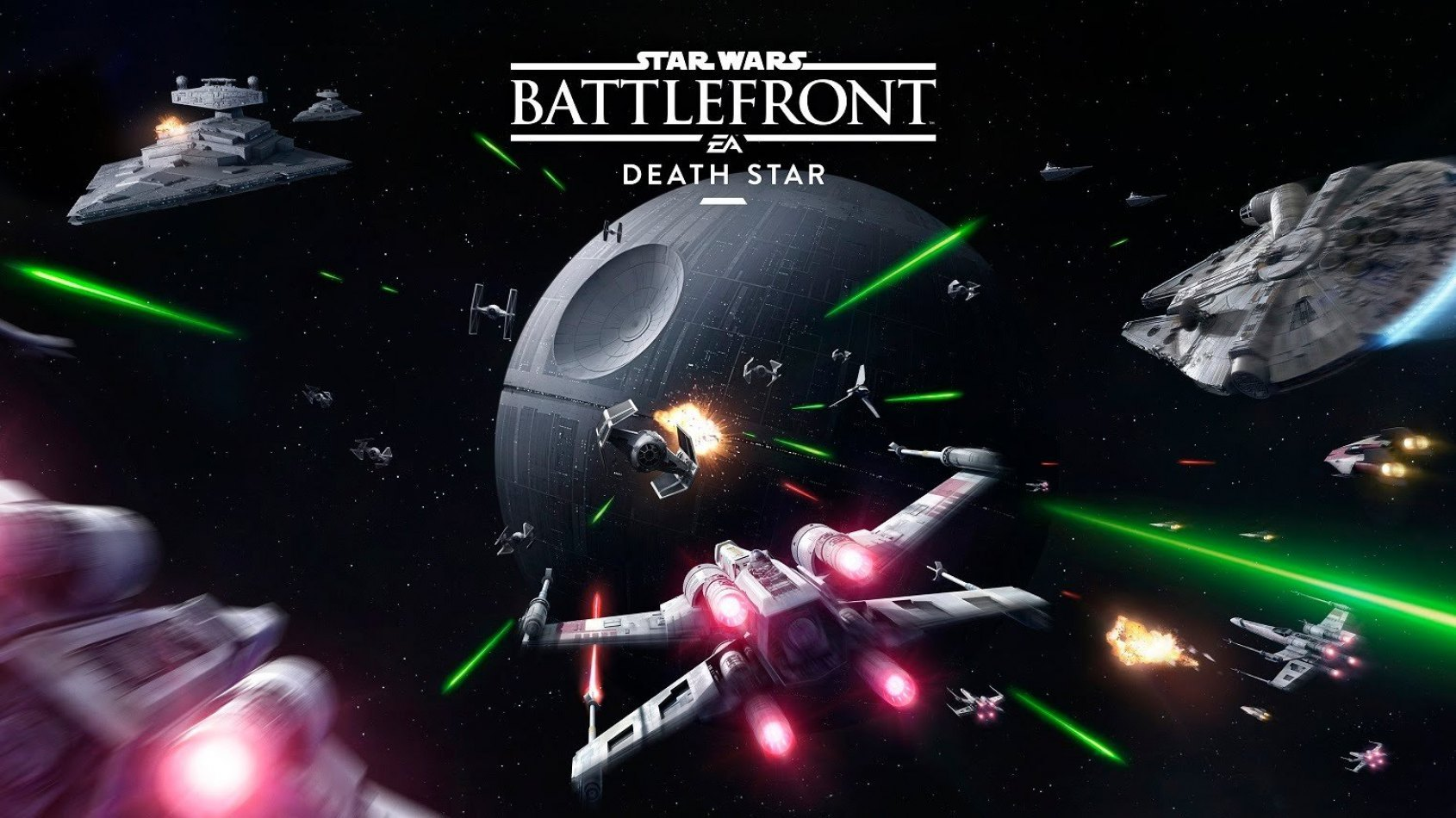 Battlefront : le Trailer de la DLC Death Star !