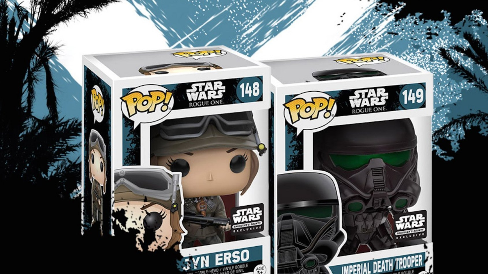 De nouvelles figurines Funko Pop de Rogue One
