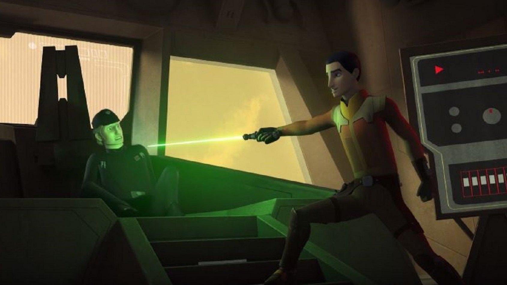 The Star Wars Show #20: nouvelle vid�o de Rebels