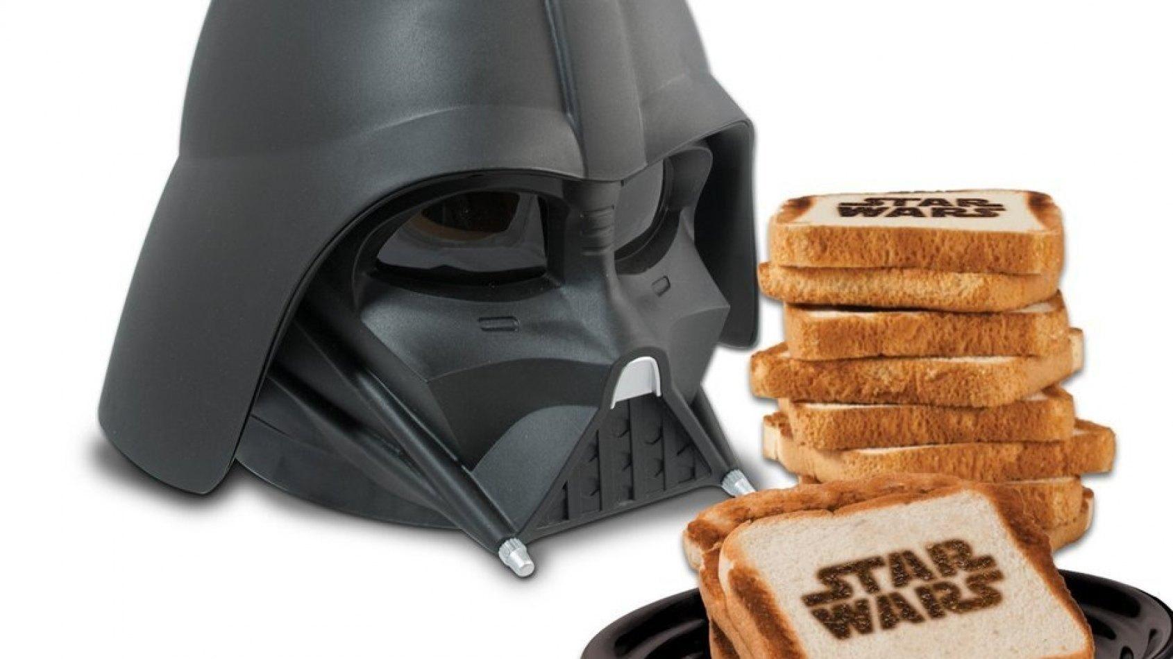 Des Ustensiles de Cuisine Star Wars !