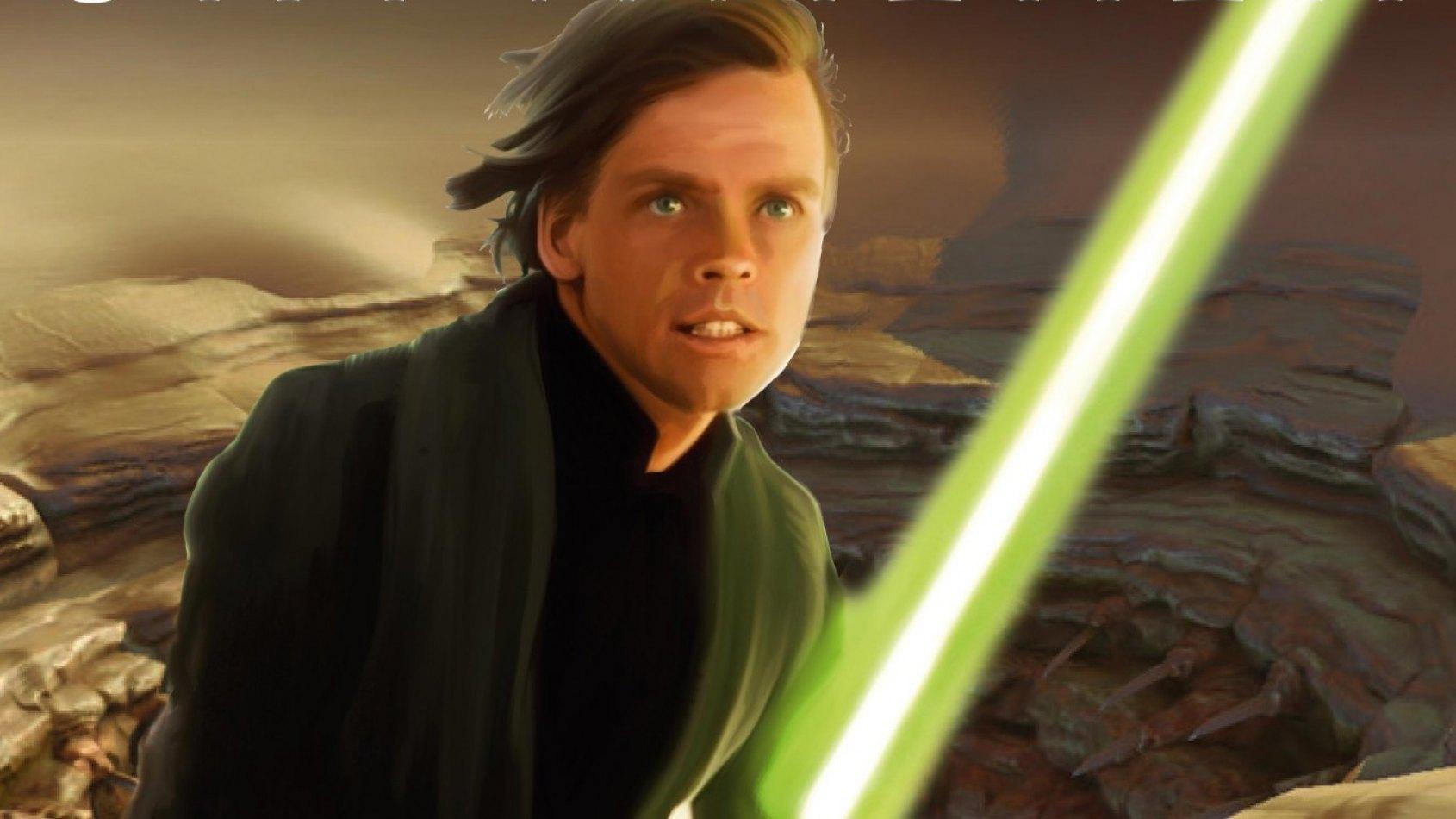 Fleurus : Sortie de la Grande Imagerie Luke Skywalker