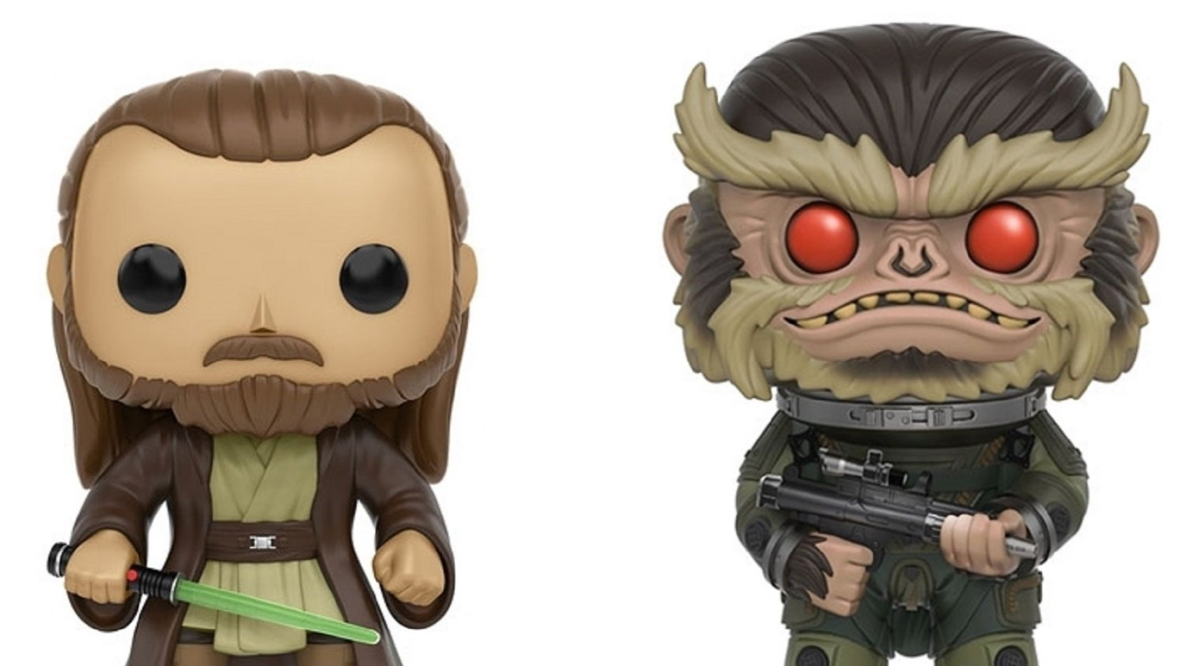 Des exclus Funko Pop au Comic Con New York