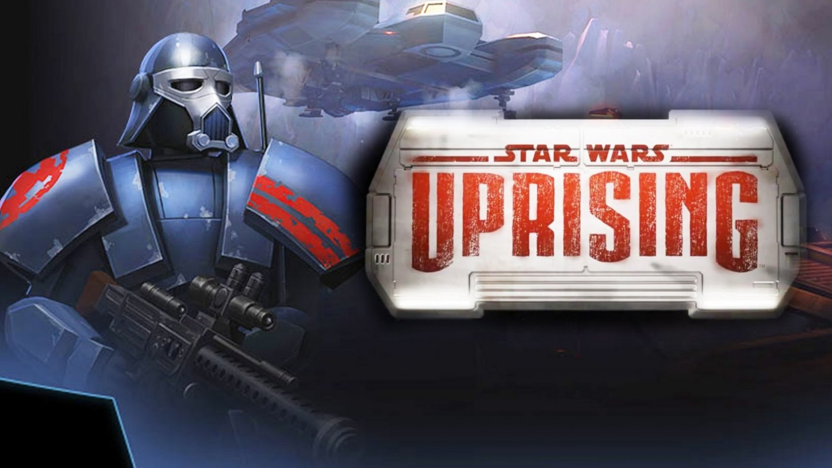 Star Wars: Uprising tire sa r�v�rence
