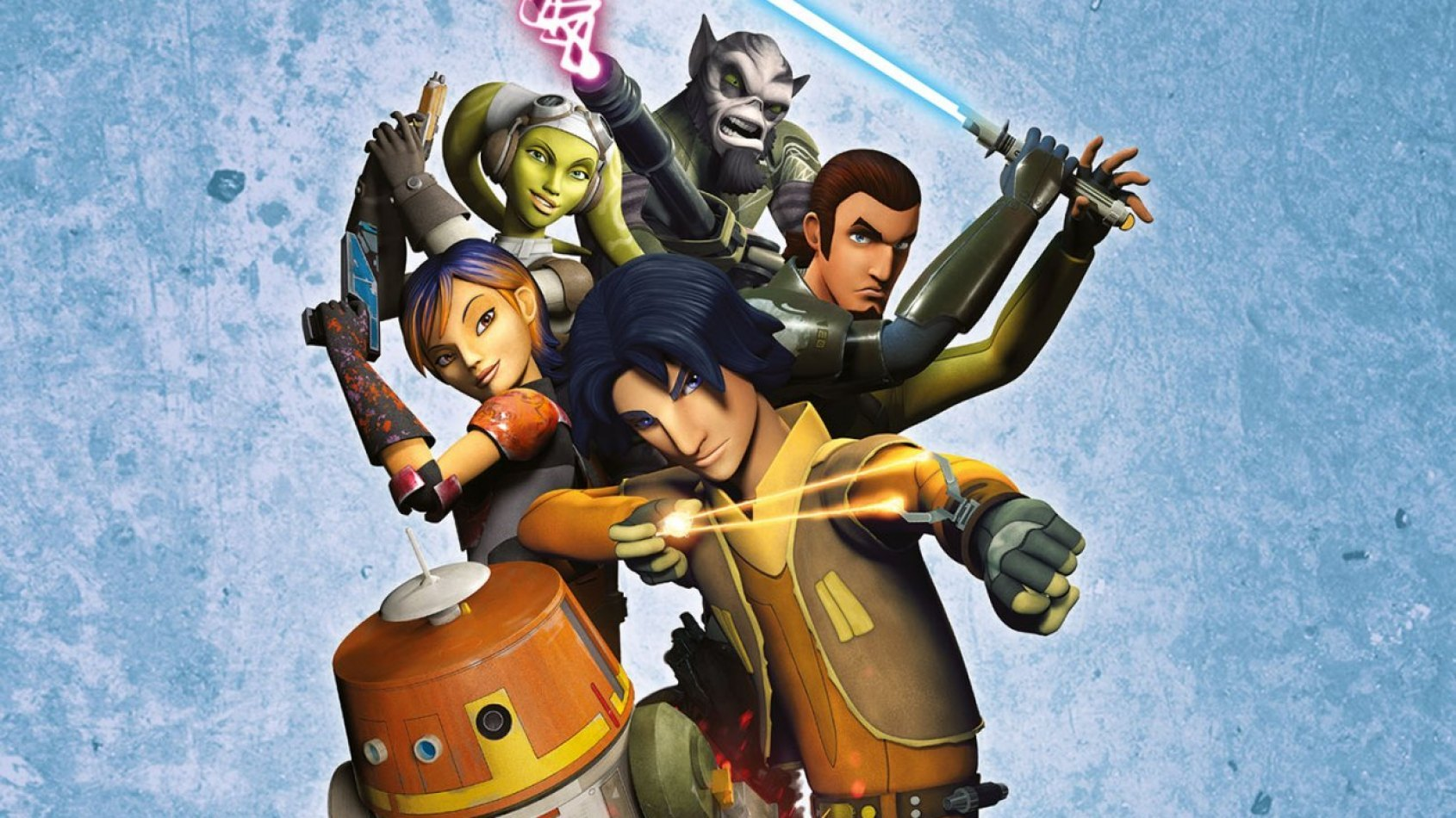 Review : Star Wars Rebels 4