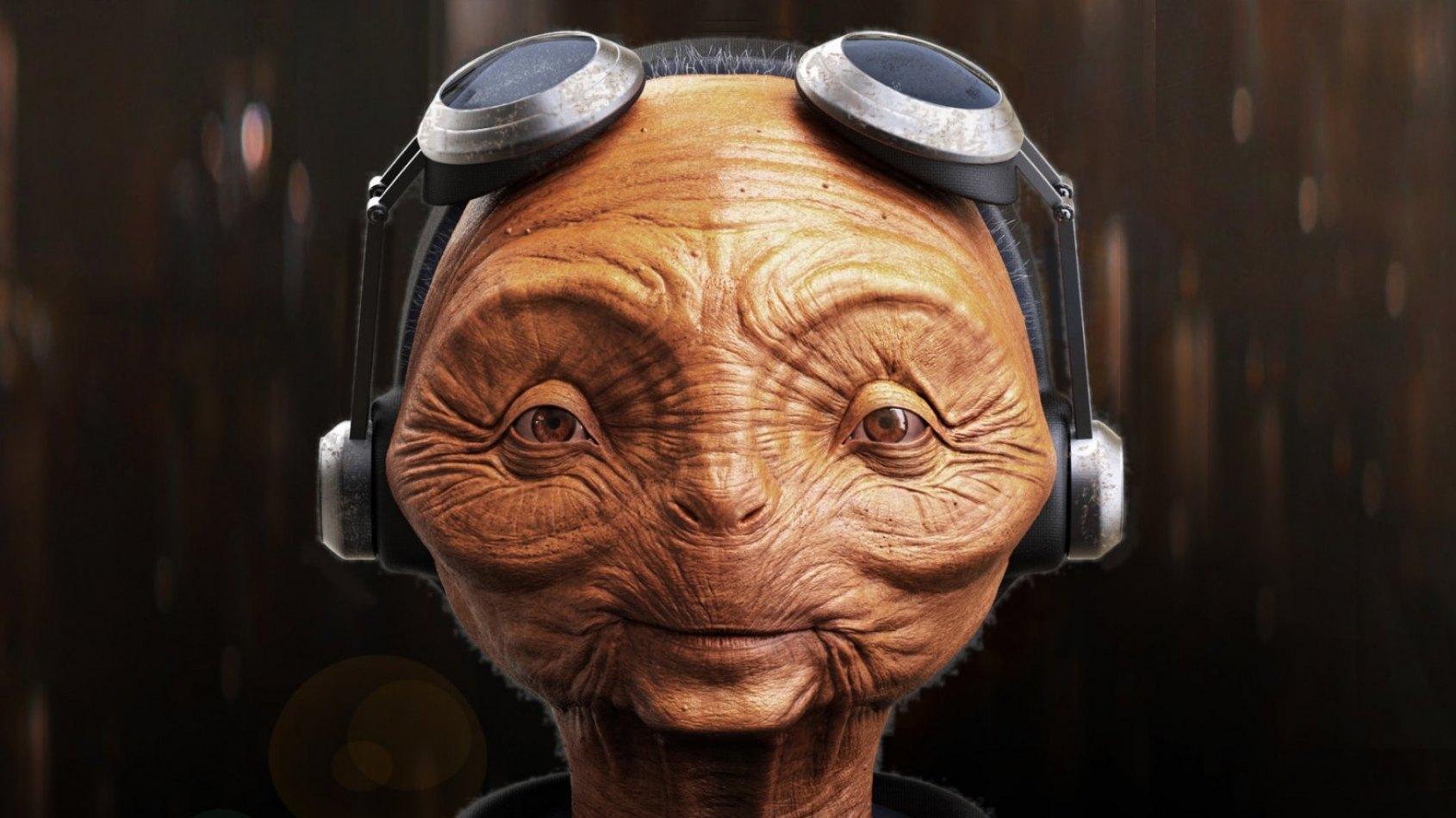 Maz Kanata sera bien pr�sente dans Star Wars - Episode VIII !