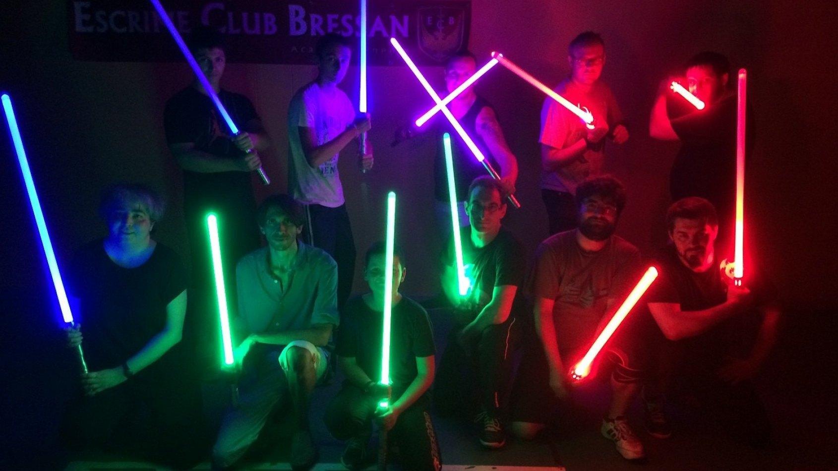 Pratiquez le combat au sabre laser � Lyon