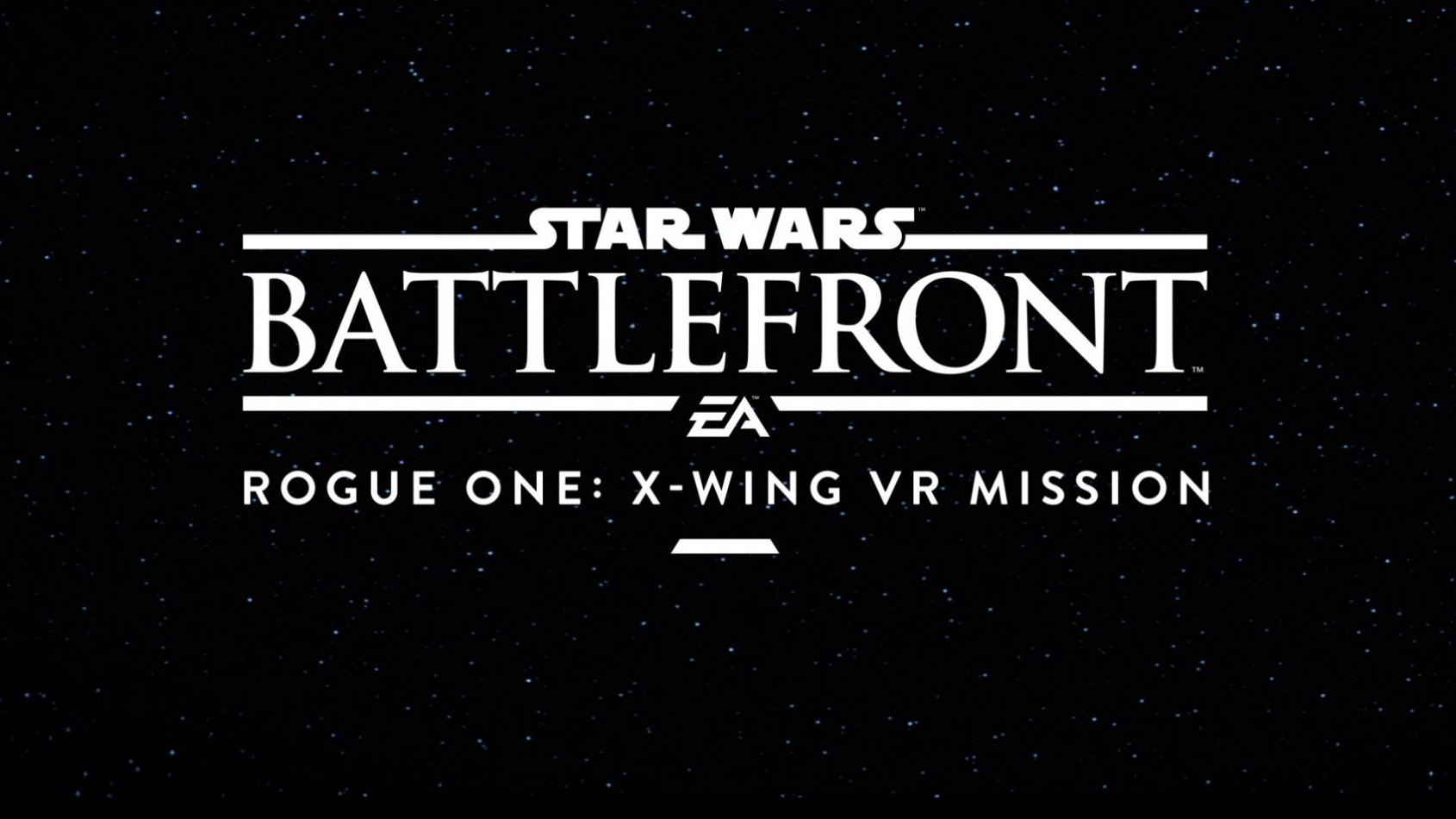 Un trailer pour Star Wars: X-Wing VR Mission sur Playstation VR
