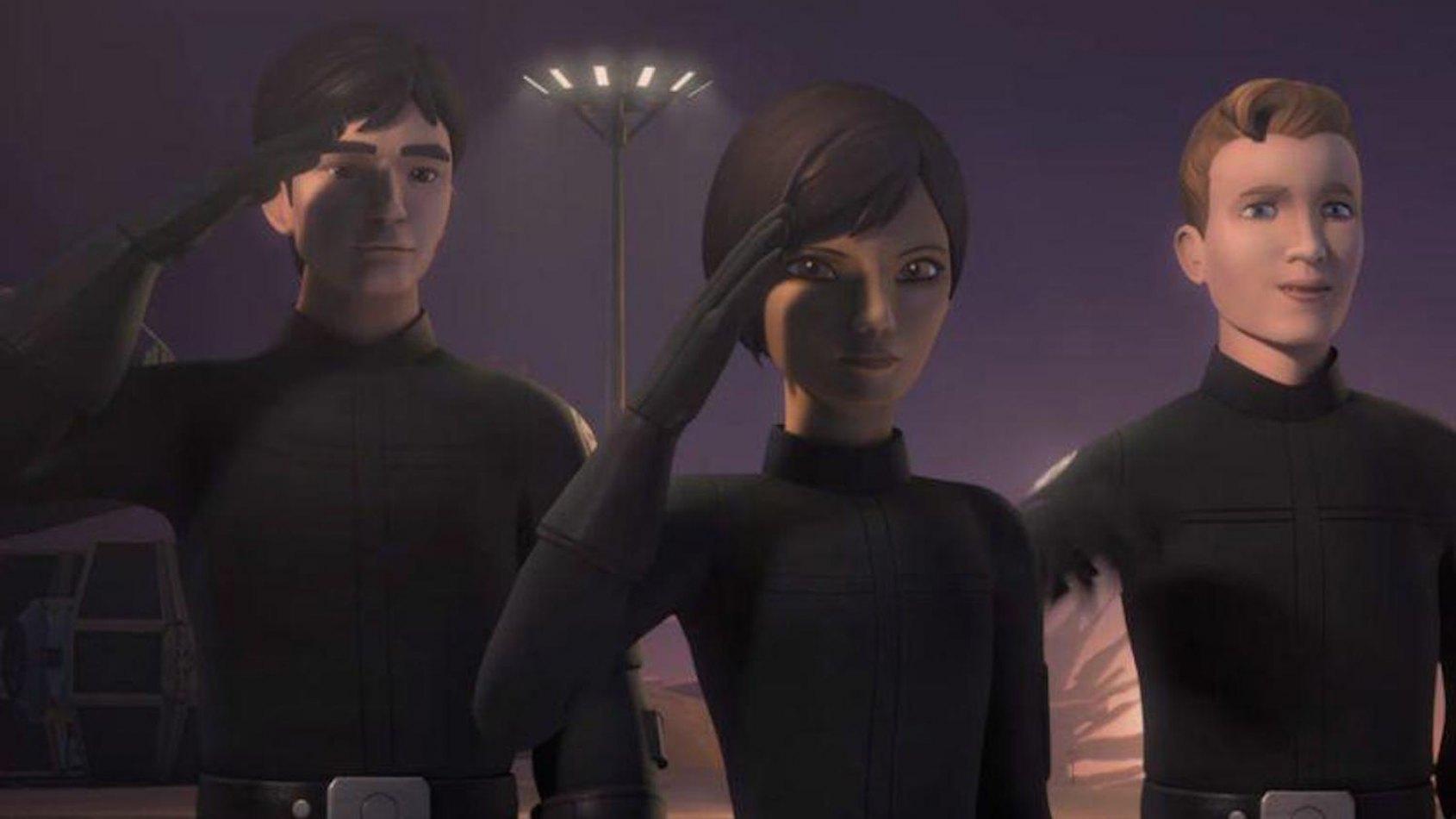 Un pilote bien connu arrive dans Rebels Saison 3!