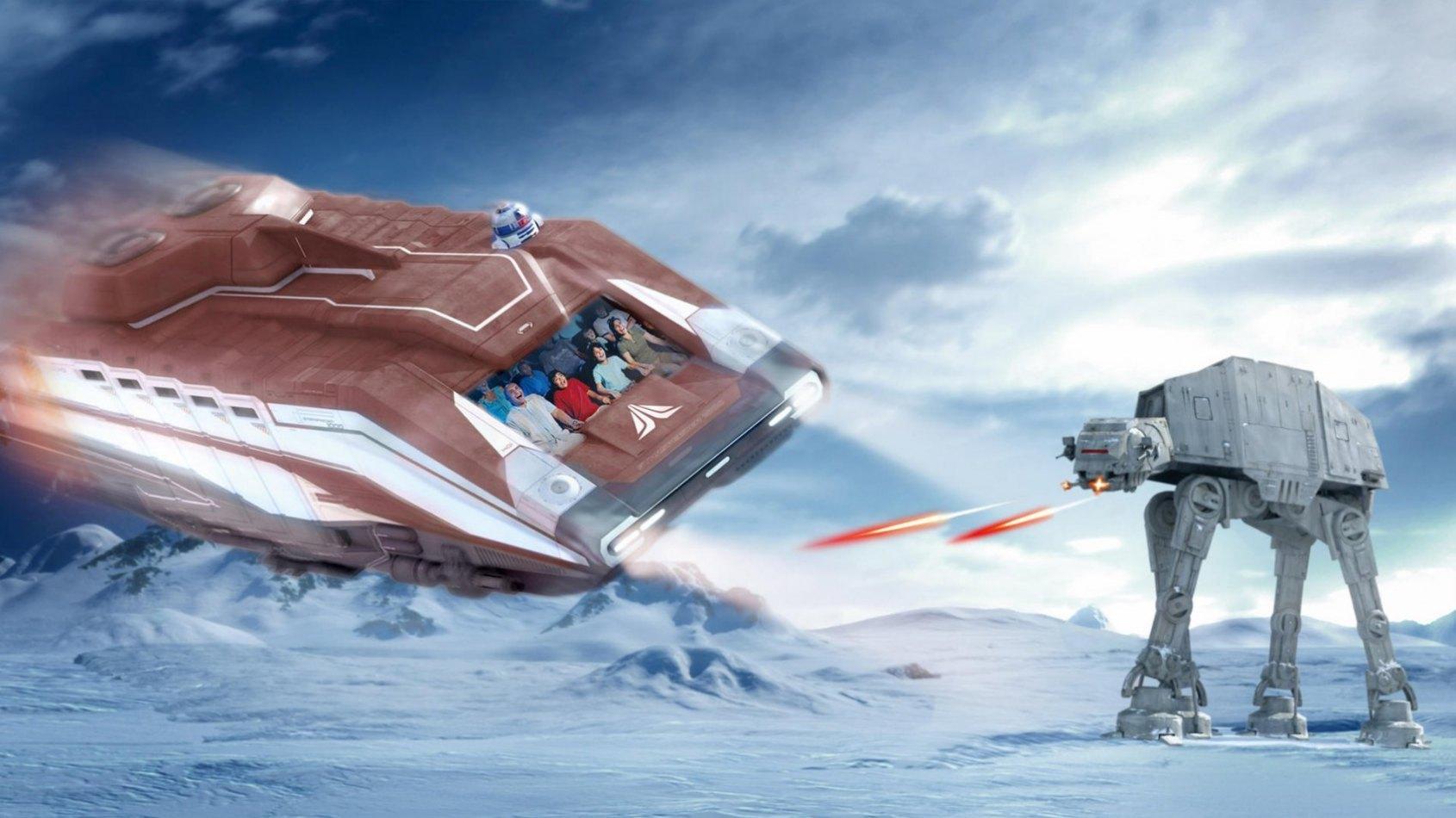 Les Festivit�s Star Wars du 25�me anniversaire de Disneyland Paris