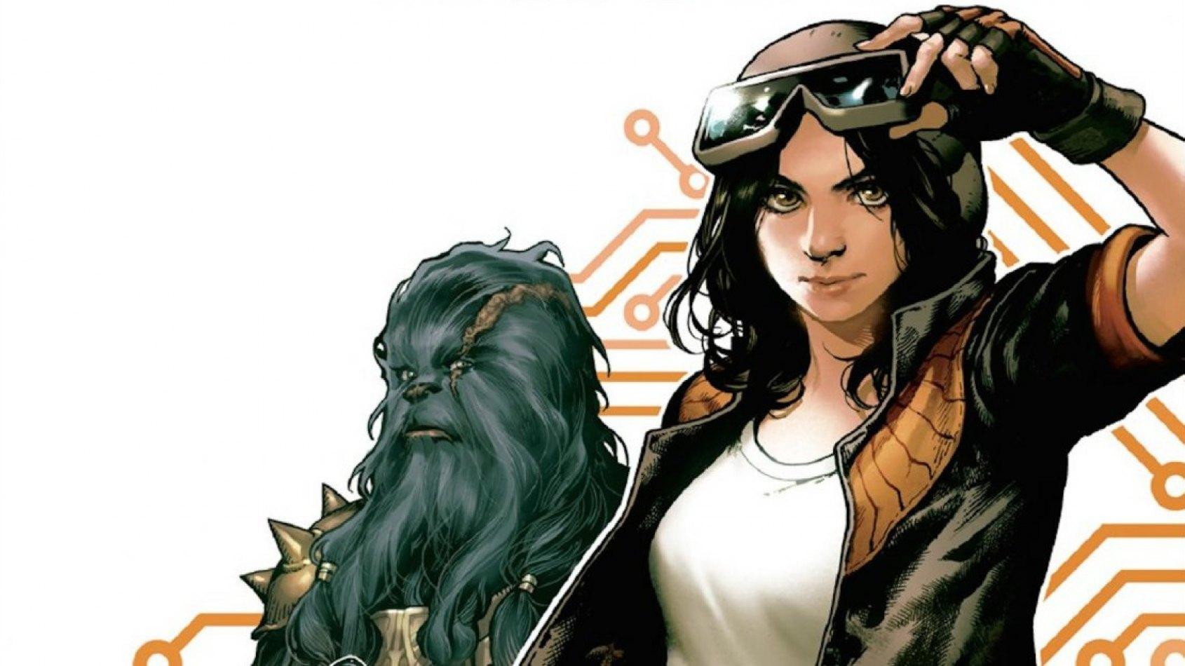 Le Docteur Aphra aura sa propre s�rie en comics !