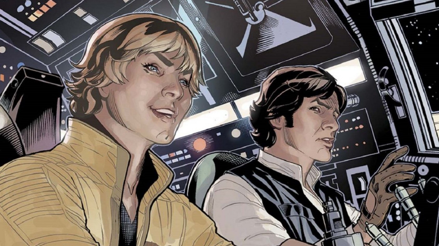 Review : STAR WARS 009 chez Panini