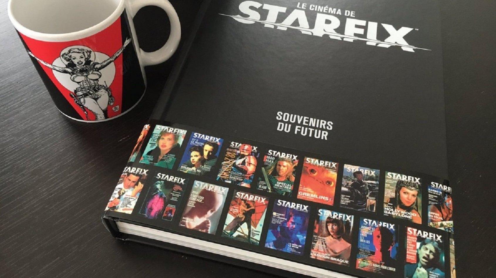 Sortie de Le Cin�ma de Starfix, de Patrice Girod