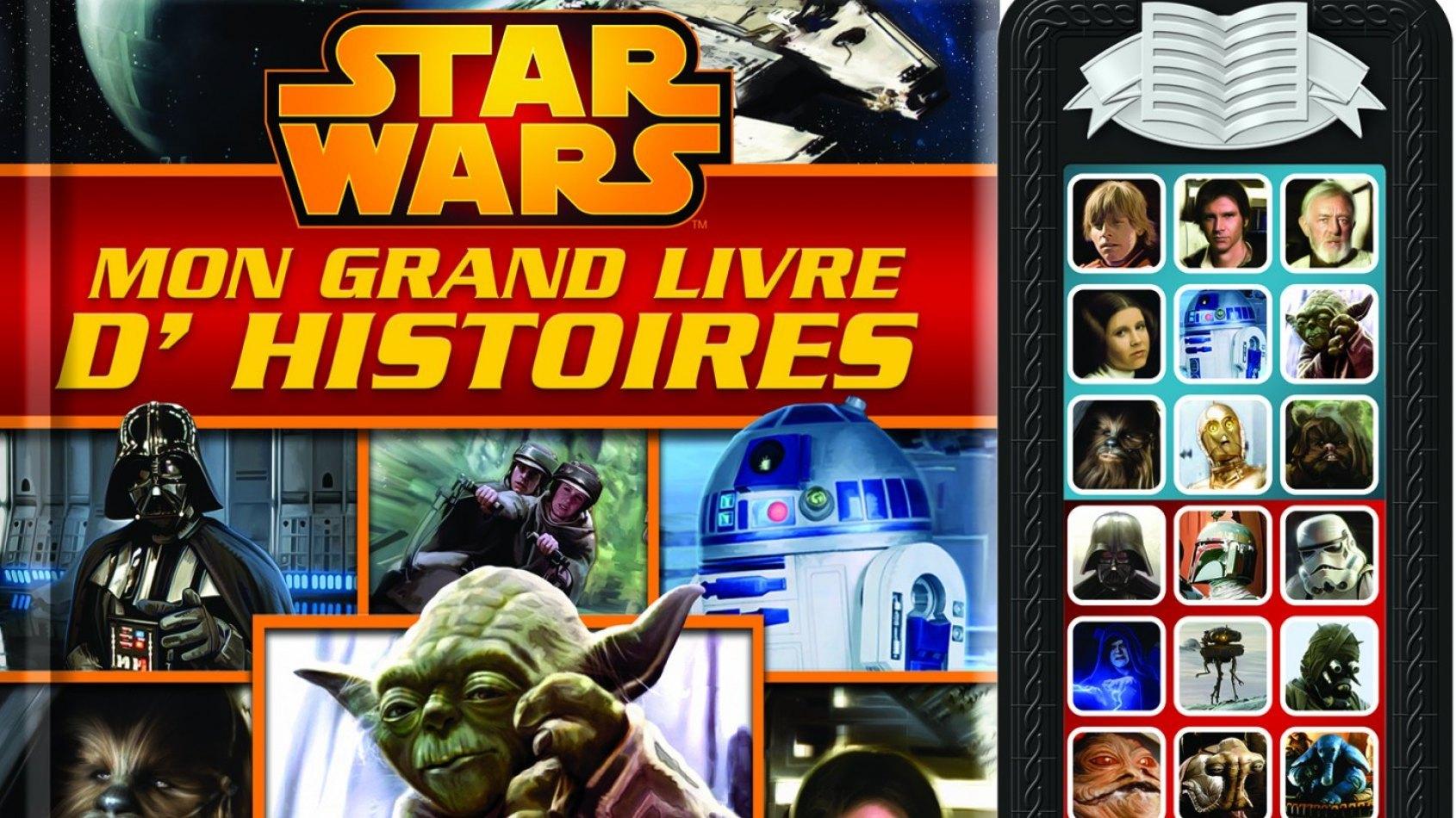 Review : Mon Grand Livre d'Histoires, chez Pi Kids