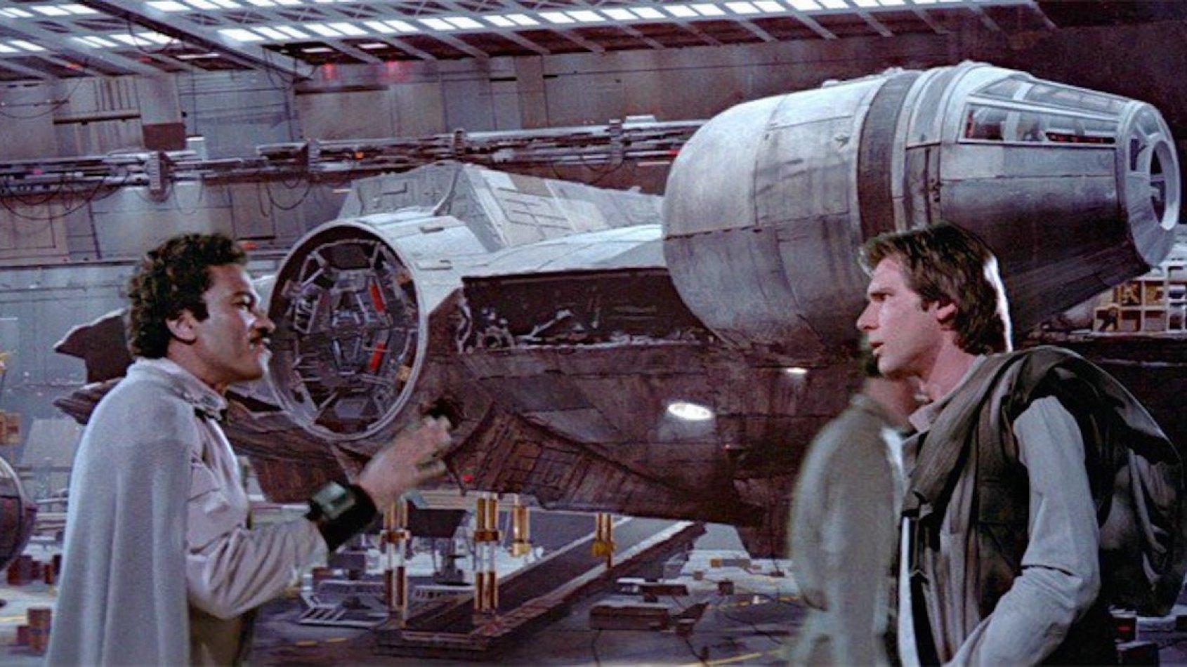Rumeur sur une sc�ne du spin-off de Han Solo