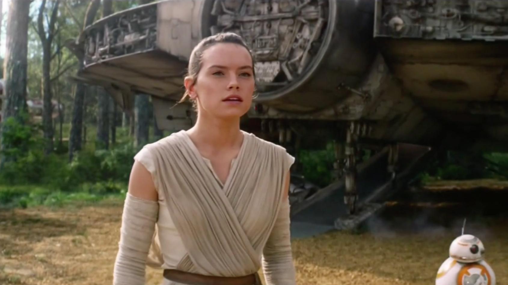 Le lien de parent� de Rey sera d�voil� dans l'Episode VIII