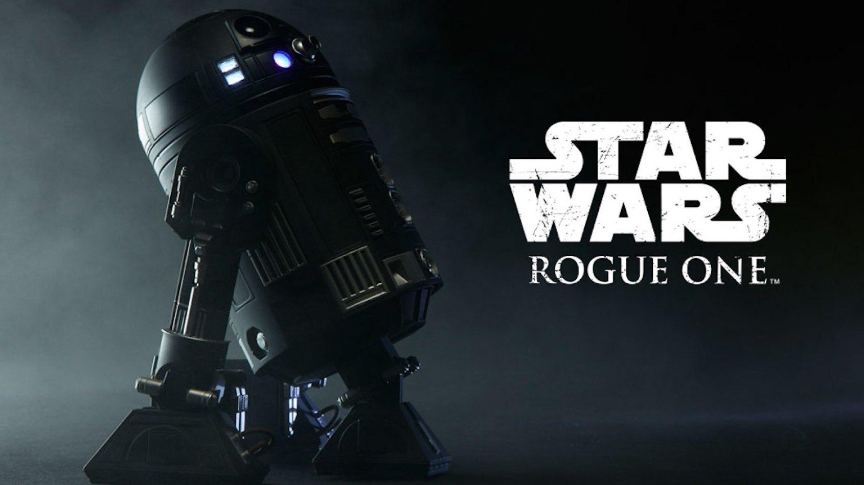 Le droïde impérial de Rogue One C2-B5 par Sideshow