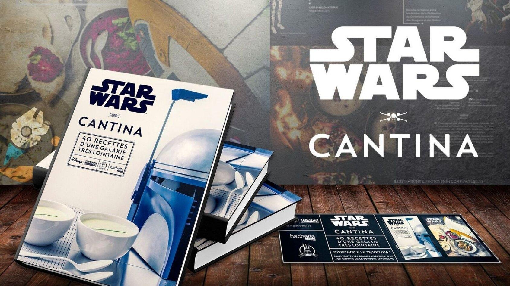 Review : Star Wars Cantina de Thibaud Villanova
